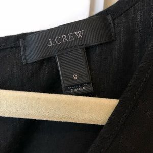 J. Crew linen romper